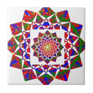 CHAKRA VIEW : Artistic Geometric Formation Tiles