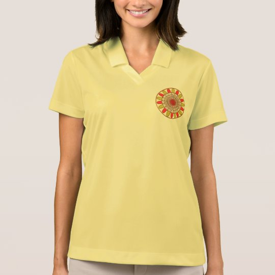 CHAKRA : Women's Nike Dri-FIT Pique Polo Shirt