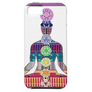 CHAKRA Yoga Meditation Spiritual Healing NVN688 FU iPhone SE/5/5s Case