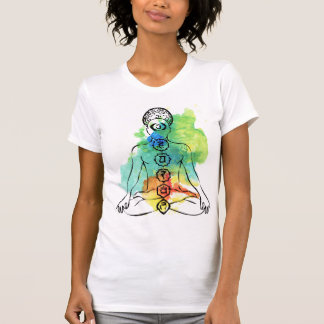 Chakracolor Tee Shirt