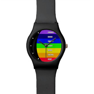 Chakras Color Watch