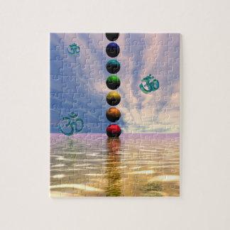 chakras y nubes puzzle
