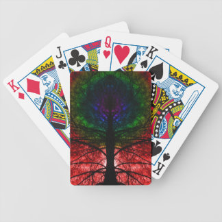 Chaktree - Bicycle playing cards
