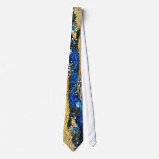 Chalcanthite Gem Tie