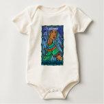 Chalchiuhtlicue Baby Bodysuit