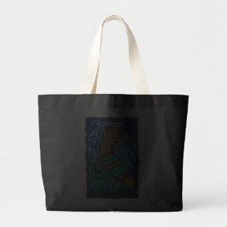Chalchiuhtlicue Tote Bags