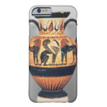 Chalcidian black figure amphora depicting a sphinx barely there iPhone 6 case