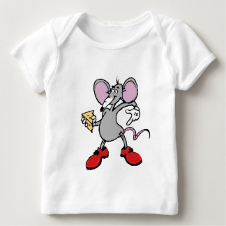 Chaleco del ratón playera de bebé