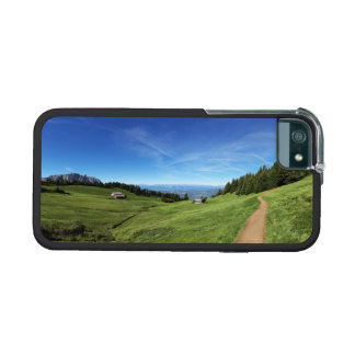 Chalet and pastures in South Tyrol iPhone 5/5S Cases