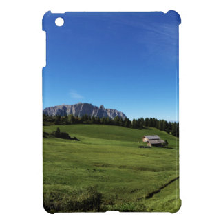 Chalet and pastures in South Tyrol Case For The iPad Mini