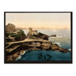 Chalet Belsa, Biarritz, los Pirineos, Francia pH c Postal