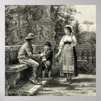 Chalet Borghese de la música de la madre del padre Impresiones
