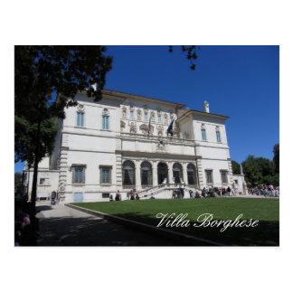 Chalet Borghese, Roma, Italia Postal