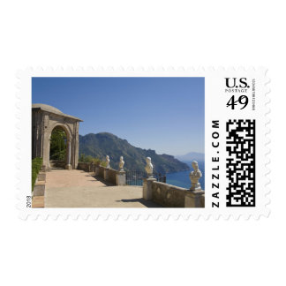 Chalet Cimbrone, Ravello, Campania, Italia Timbres Postales
