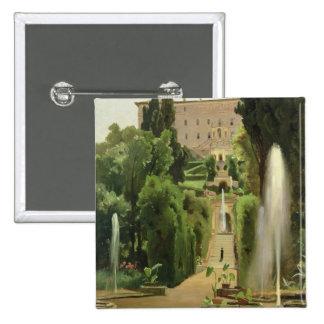 Chalet D'Este, Tivoli, 1869 Pin Cuadrado