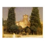 Chalet Malta, Roma, Leighton, arte del Victorian d
