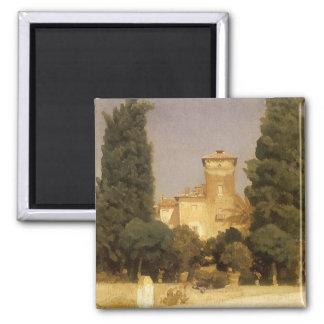 Chalet Malta, Roma, Leighton, arte del Victorian Imanes