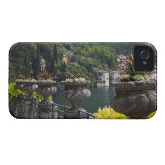 Chalet Monastero, jardines y orilla del lago, iPhone 4 Funda