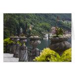 Chalet Monastero, jardines y orilla del lago, Vare Felicitacion