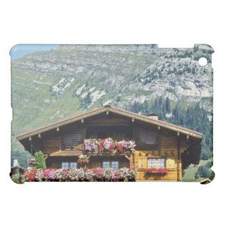 Chalet sobre Le Grand Bornand, montañas francesas,