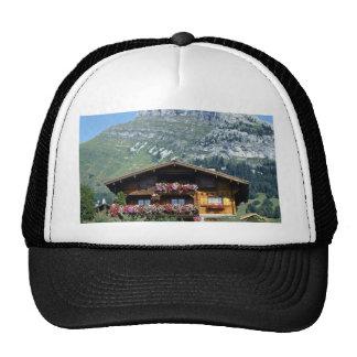Chalet sobre Le Grand Bornand, montañas francesas, Gorra