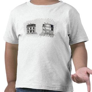 Chalet Suburbaine, Chasse primero en la nube del Camisetas