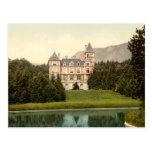 Chalet Wartholz en Reichenau Postales