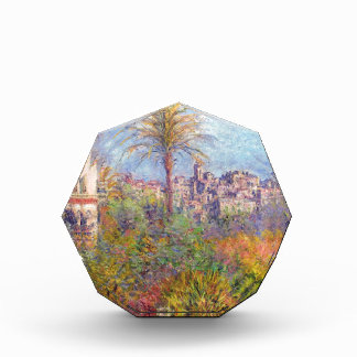 Chalets en Bordighera 03 de Claude Monet