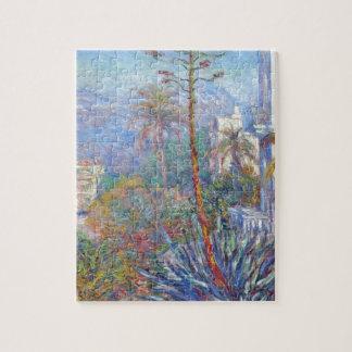 Chalets en Bordighera de Claude Monet Puzzles