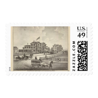 Chalfonte, Cape May City, New Jersey Postage