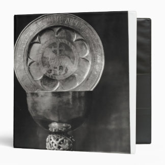 Chalice and Eucharist Plate 3 Ring Binder