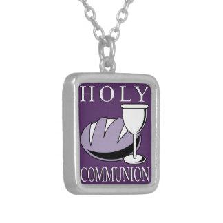 Chalice  And Wine Holy Communion Custom Jewelry
