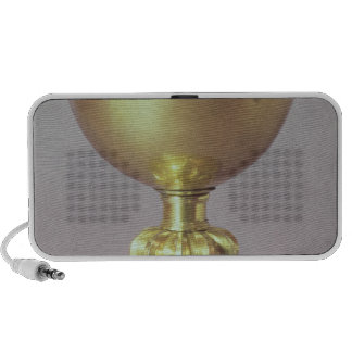 Chalice, French, c.1325 iPhone Speaker