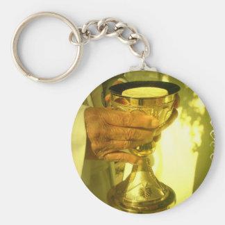 Chalice Keychain