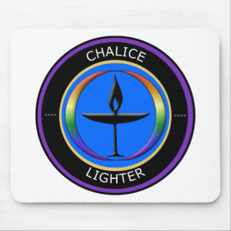 Chalice Lighter Mouse Pad