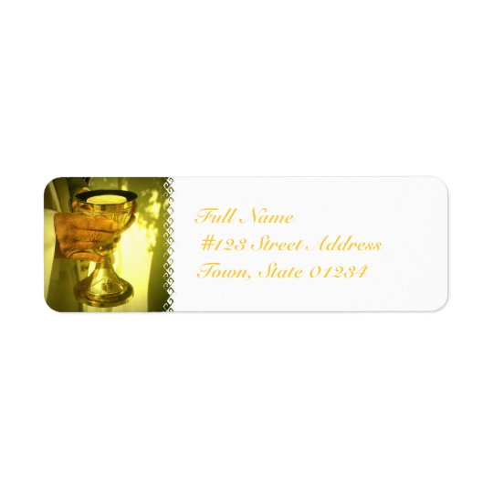 Chalice Mailing Labels