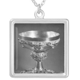Chalice of St. Remigius  Bishop of Reims Personalized Necklace