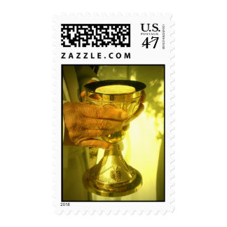 Chalice Postage Stamp