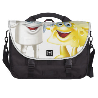 Chalk and cheese friends bag for laptop