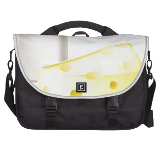 Chalk and cheese opposites concepts commuter bag