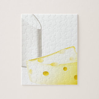 Chalk and cheese opposites concepts puzzle