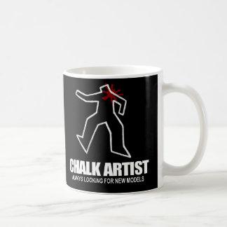 Chalk Artist Mug