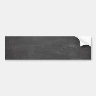 Chalk Board Bumper Sticker