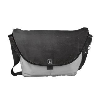 Chalk Board Messenger Bags