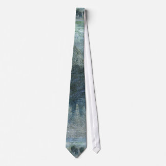 Chalk Elephants Tie