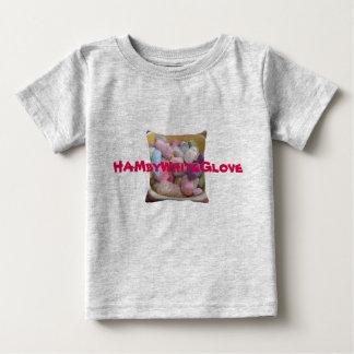 Chalk - HAMbyWhiteGlove - Baby Fine Jersey T-Shirt