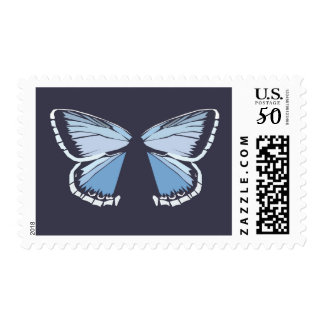 Chalk Hill Blue Butterfly Postage Stamp
