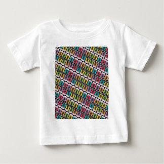 Chalk It Up! Rainbow of Mini Pencils– Chalkboard Baby T-Shirt