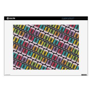 Chalk It Up! Rainbow of Mini Pencils– Chalkboard Laptop Skin