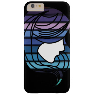 chalk lady cool dark theme barely there iPhone 6 plus case